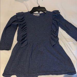 Zara Girl's Sweater Blouse
